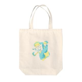 ウチュウジン Tote Bag