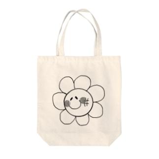 ひまちゃん Tote bags