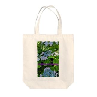 紫陽花Ⅱ Tote Bag