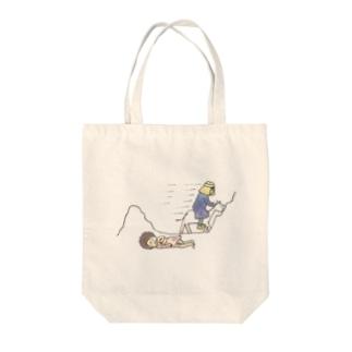 サマリア人 Tote bags