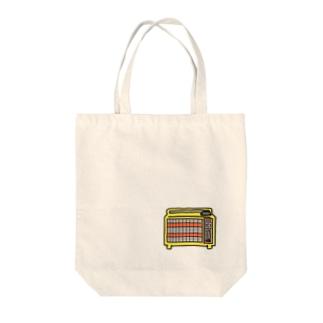 レトロ家電 Tote bags