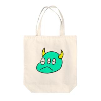 うーむのピパネズミ Tote bags