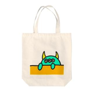 どうしたののピパネズミ Tote bags