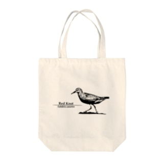 コオバシギ(幼鳥) Tote bags