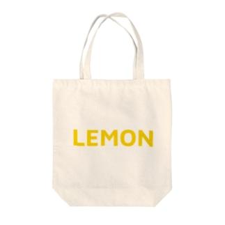 LEMON Tote bags