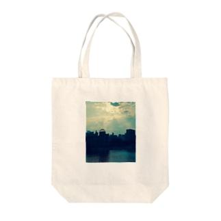 きぼう Tote bags