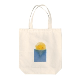 良い海だなぁ  Tote bags