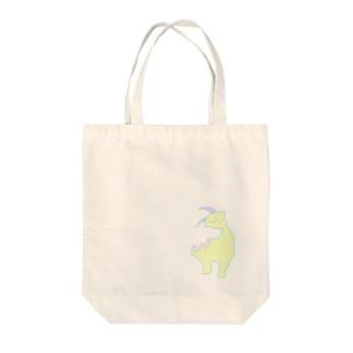 しょんもり Tote bags
