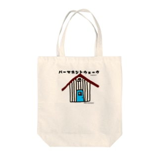 美容室FreeStyle Calm Tote bags