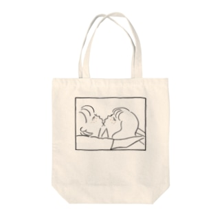 If freckles were lovely  Tote bags