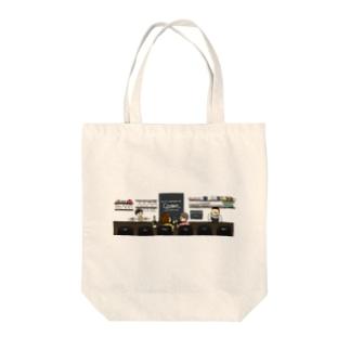 Couleurカウンター Tote bags