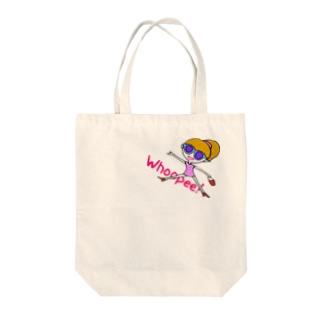 Whoopee! Tote bags