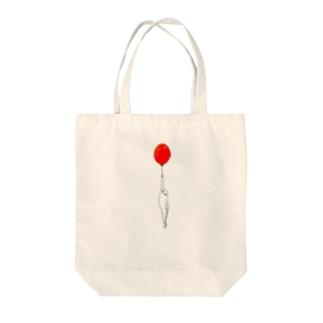ふうせん Tote bags