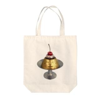プリン・ア・ラ・ドーモ Tote bags