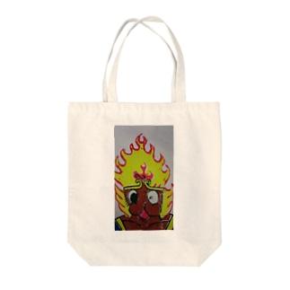 孫悟空 Tote bags