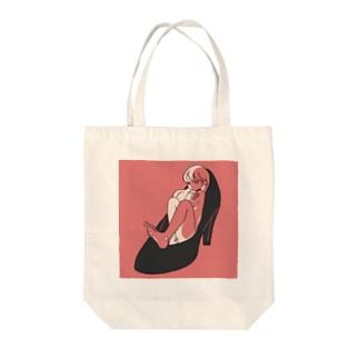 パンプス トートバッグ Tote bags
