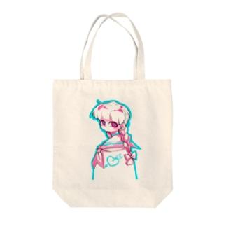 momoko Tote bags