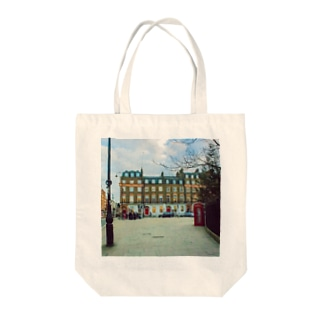 Russell Square Tote bags