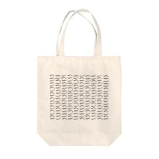 煮干し(整列) Tote bags
