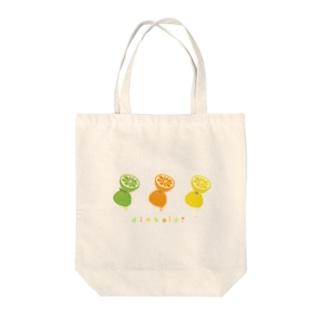 柑橘系のディアボロ Tote bags
