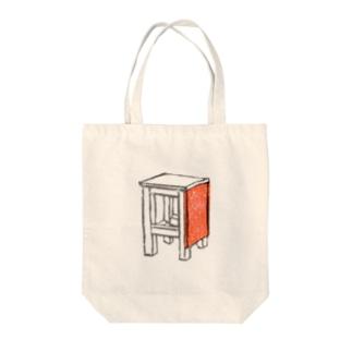 放課後図工室 Tote bags