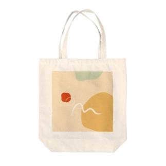 みょみょ Tote bags
