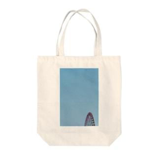観覧車と空 Tote bags