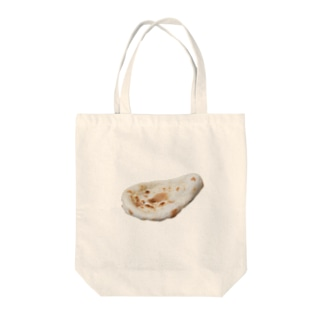 Flying Naan Tote bags