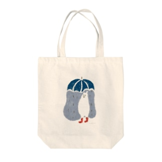 シロクマ (梅雨) トートバッグ