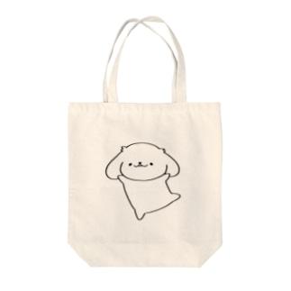 ぶーん はっちゃん Tote bags