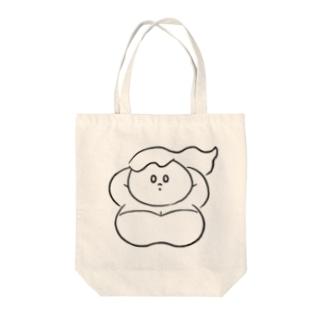 グラマー Tote bags