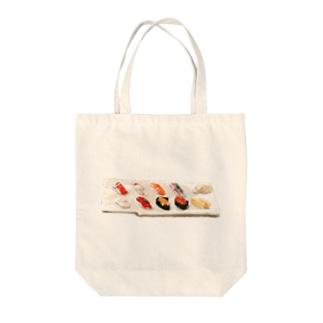 寿司 -SUSHI- Tote bags