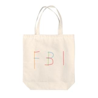 FBI Tote bags