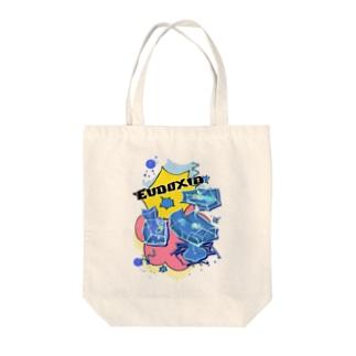 ユードキシッド Tote bags