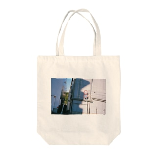 標識 光 Tote bags
