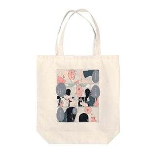 鮭定食 Tote bags