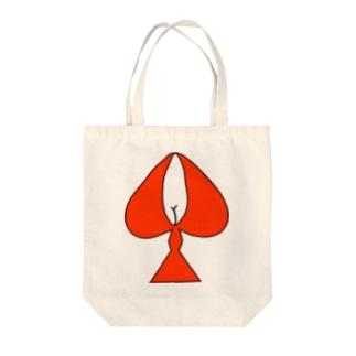 ボイン Tote bags