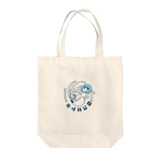 テンタコロ Tote bags