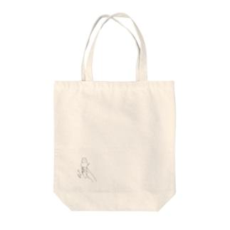 にゃいすくりーむ Tote bags