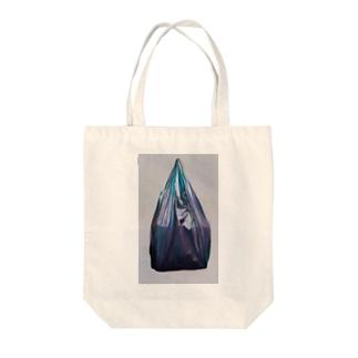 koukiのPlastic bag Tote bags