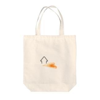 ひだまり Tote bags