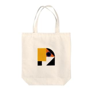 プリミーニハシ Tote bags