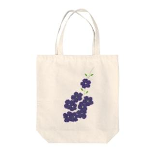 デュランタ Tote bags