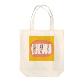 フルーツサンド Tote bags