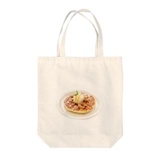 パンケーキ大好き Tote bags