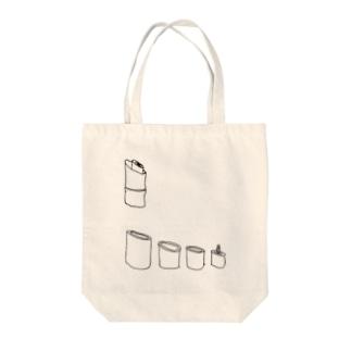 かぐや姫 Tote bags