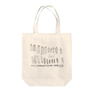 \ SHUN \ ENPITSU \ Tote bags