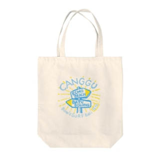Bow's Surf 15th  Tote bags