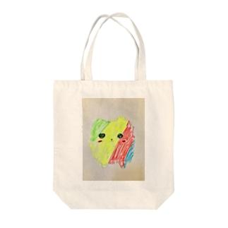 派手なポメラニアン Tote bags