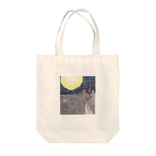 好きな人と見る東京 Tote bags